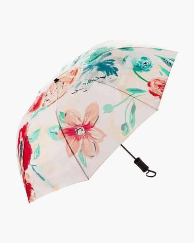 Patina Vie Pink Blooms Umbrella