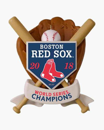 Boston Red Sox 2018 World Series Ornament