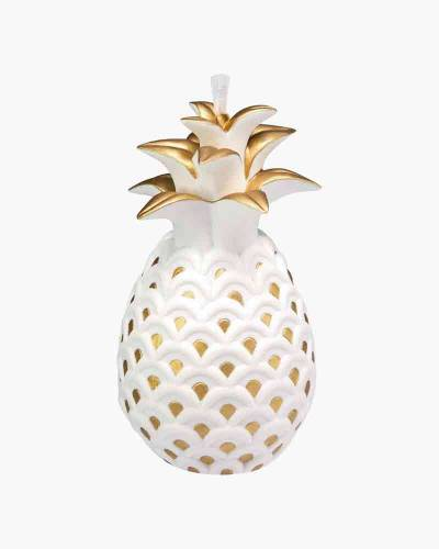 Welcome, Friend Hospitality Pineapple Porcelain Ornament