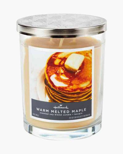 Warm Melted Maple 3-Wick Jar Candle, 16 oz.
