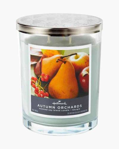 Autumn Orchards 3-Wick Jar Candle, 16 oz.
