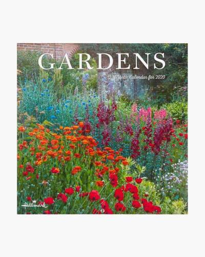 Gardens 2020 Wall Calendar, 12-Month