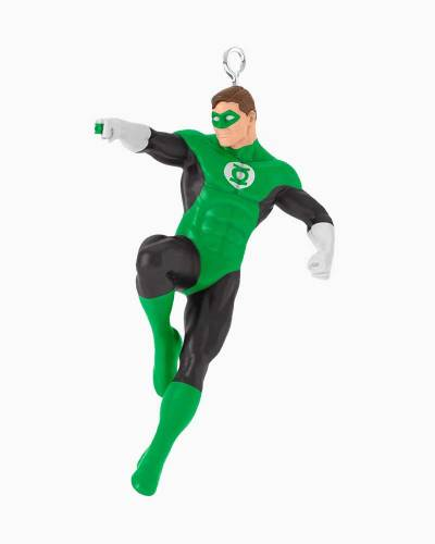 "Mini DC Comics Justice League Green Lantern Ornament, 1.51"""