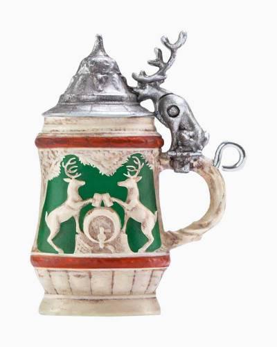 "Mini Bitty Beer Stein Ornament, 1.12"""
