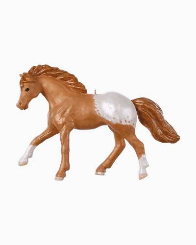 Appaloosa Dream Horse Ornament