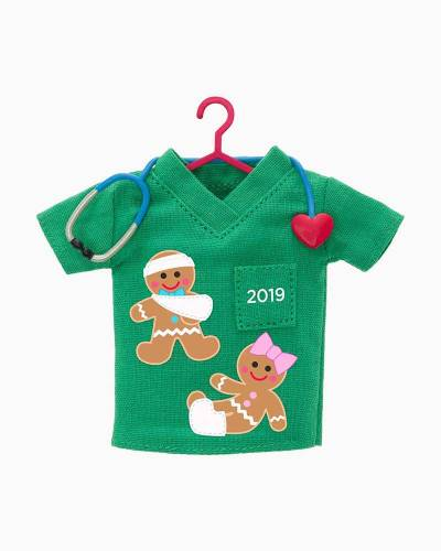 Compassionate Caregiver 2019 Fabric Ornament