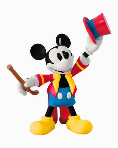 Disney Mickey's Movie Mouseterpieces Mickey's Circus Ornament