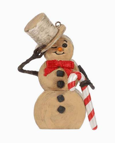 Snow Gentleman Ornament