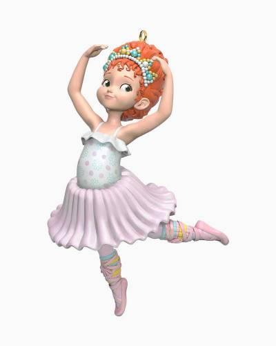 Disney Fancy Nancy Budding Ballerina Ornament