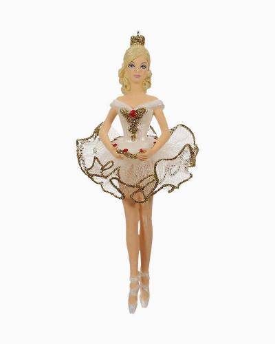 Barbie Beautiful Ballerina Ornament