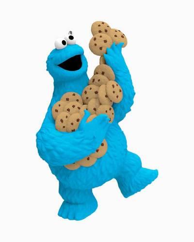 Sesame Street Cookie Monster Ornament