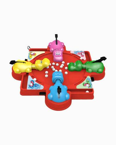 Family Game Night Hungry Hungry Hippos Ornament