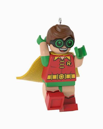 The LEGO Batman Movie LEGO Robin Ornament