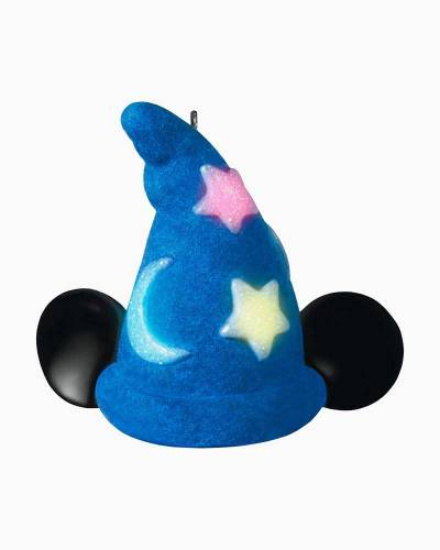 Disney Fantasia The Sorcerer's Apprentice Ornament With Light