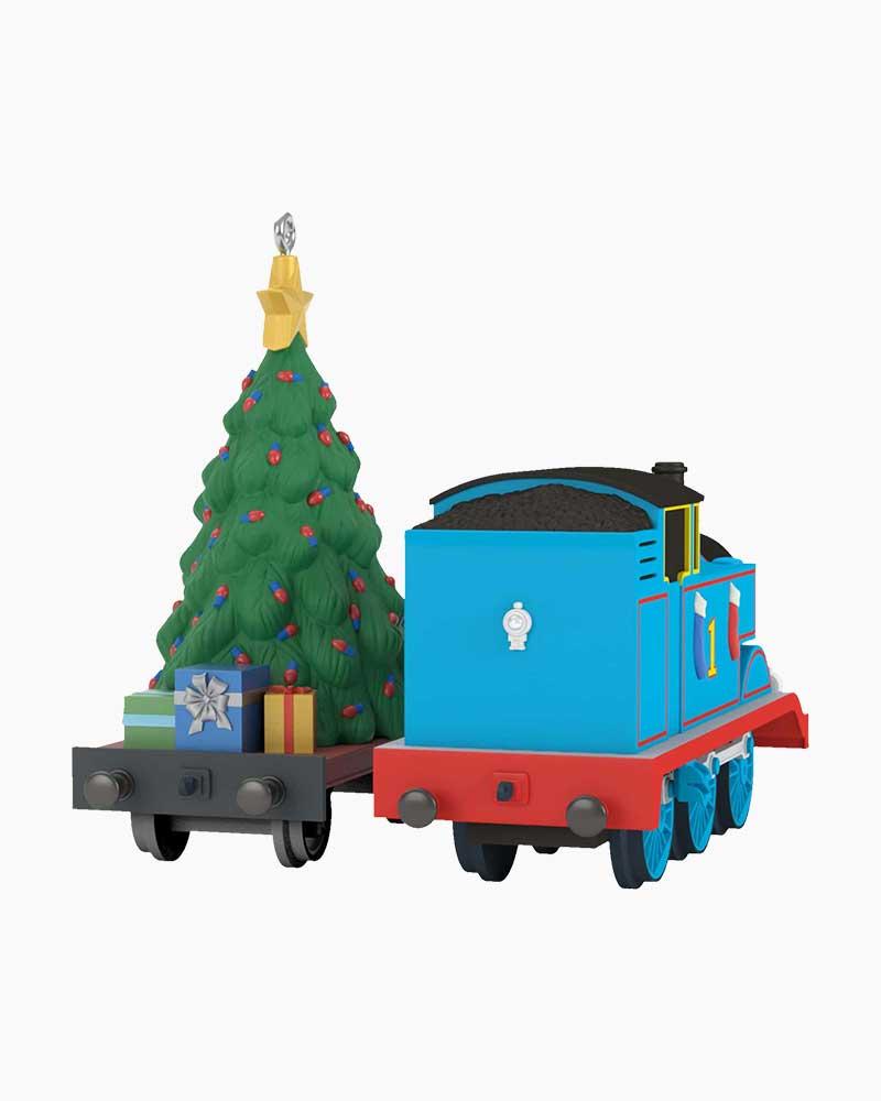Thomas The Train Christmas Tree.Thomas The Tank Engine A Tree For Thomas Ornament Set Of 2