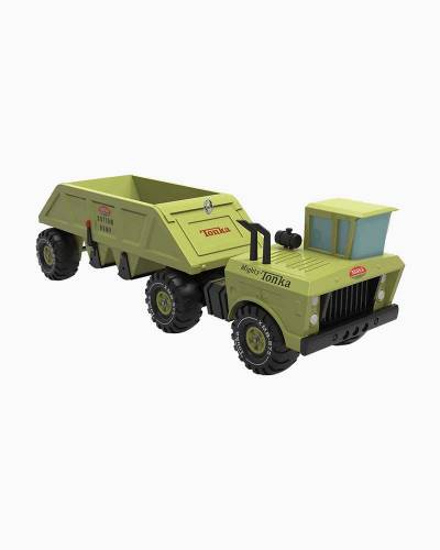 Tonka Mighty Bottom Dump Truck Ornament