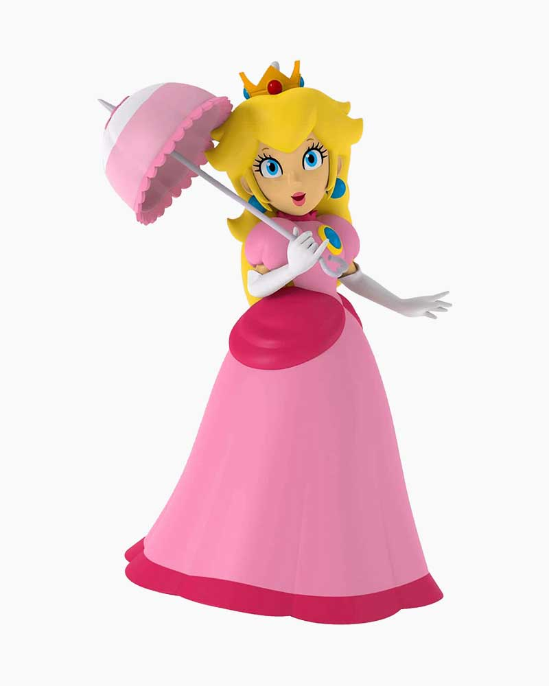 Nintendo Super Mario Princess Peach Ornament