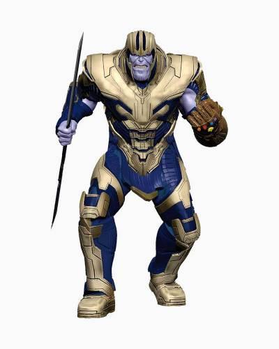 Marvel Studios Avengers: Endgame Thanos Ornament