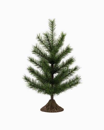 """Miniature Keepsake Ornament Christmas Tree, 18"""""""