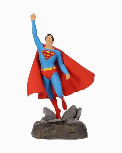 DC Comics Christopher Reeve as Superman Musical Ornament