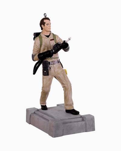 Ghostbusters Dr. Peter Venkman Ornament With Sound