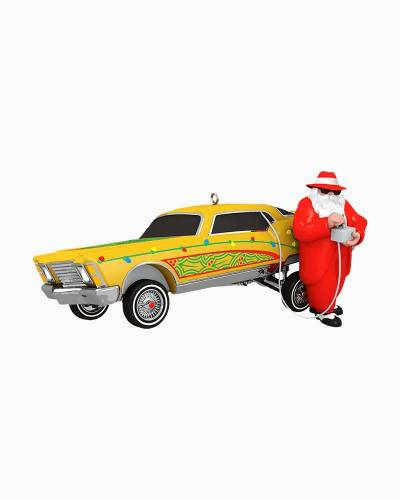 Lowrider Low Ho Ho! Musical Ornament