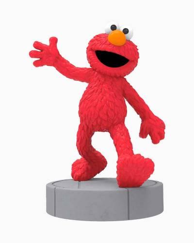 Sesame Street Elmo Ornament With Sound