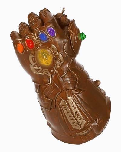 Marvel Studios Avengers: Endgame Infinity Gauntlet Ornament With Light