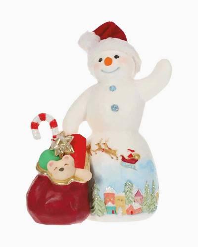 Snowtop Lodge Kris O. Kindly Porcelain Ornament