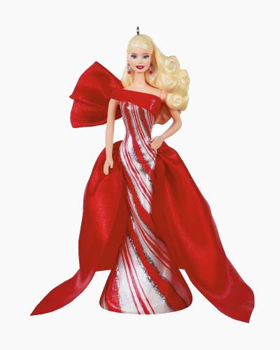 2019 Holiday Barbie Doll Ornament