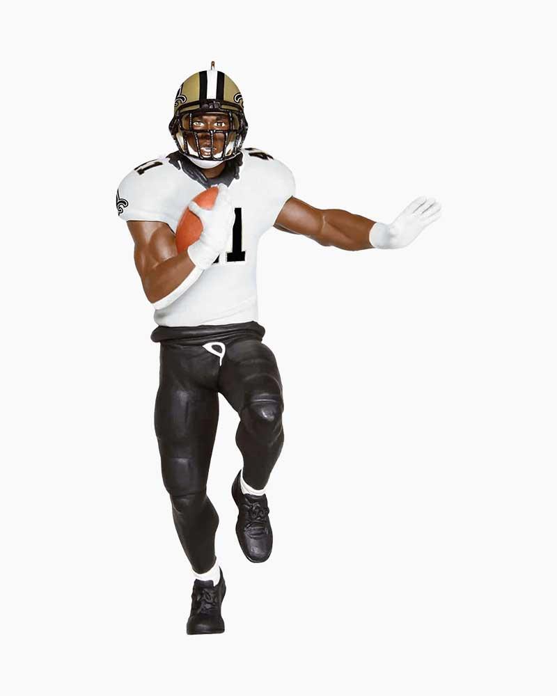 new styles 93e84 bb32c NFL New Orleans Saints Alvin Kamara Ornament