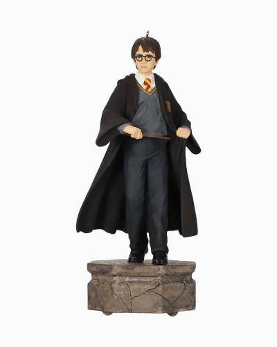 Harry Potter Collection Harry Potter Ornament With Light and Sound