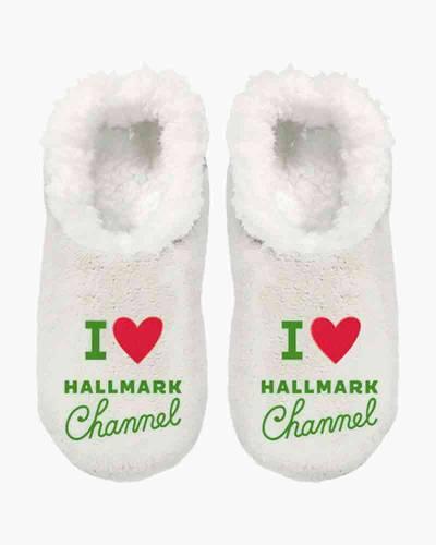 I Love Hallmark Channel Women's Slippers