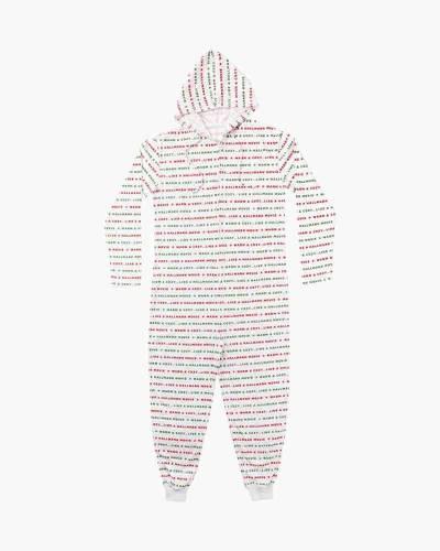 Warm and Cozy Hallmark Movie Adult One-Piece Pajamas