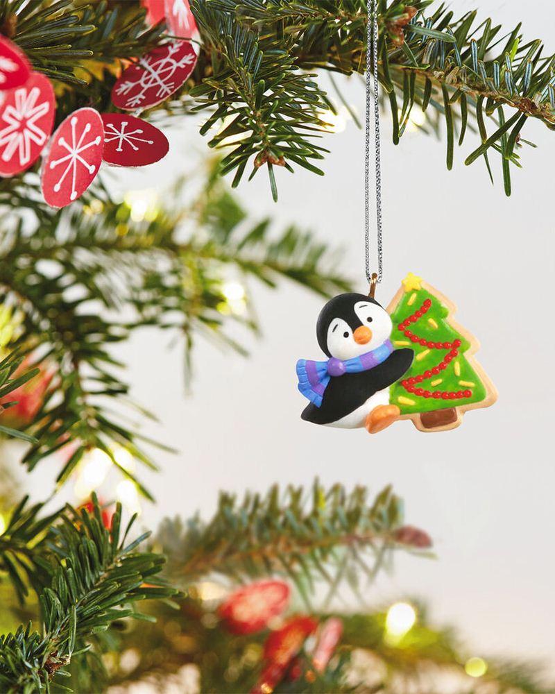 "Hallmark Mini Petite Penguins A Christmas Cookie Ornament, 0.94"" | The Paper Store"