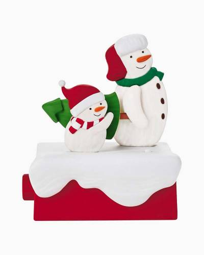 Snow Many Memories Perfect Tree Musical Figurine With Motion