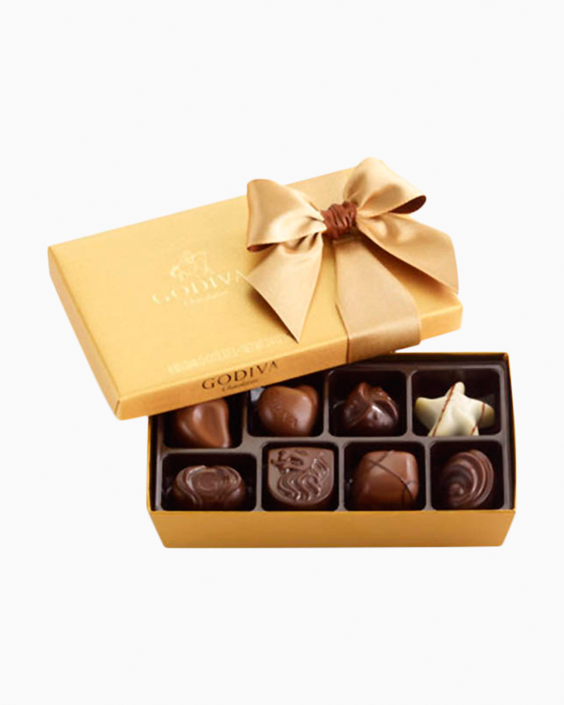 Godiva Chocolate Gift Box (8 pc.)