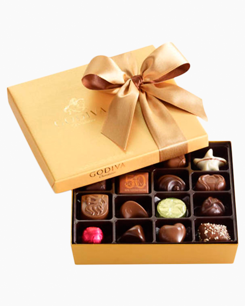 Godiva Chocolate Gift Box (19 pc.)