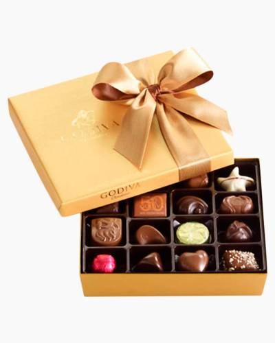 Chocolate Gift Box (19 pc.)