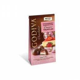 Godiva Strawberry Cheesecake Dessert Truffles