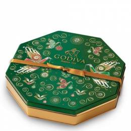 Godiva Holiday Chocolate Collection (50-Piece)