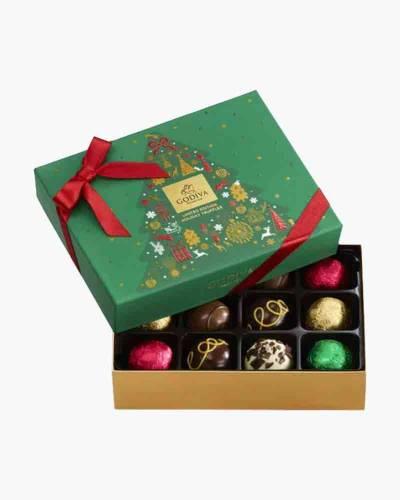 Holiday Truffle Gift Box (12 pc.)