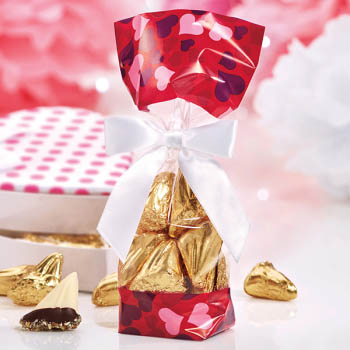 Harbor Sweets Valentine Bag of Chocolate Sloops