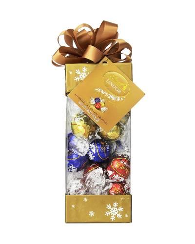 Chocolate Truffles Bow Box