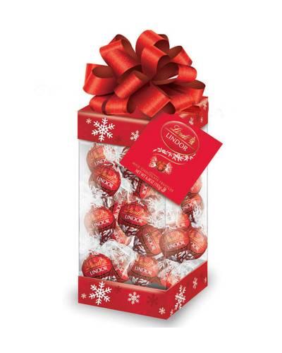 Lindor Milk Chocolate Truffles Pinnacle Box