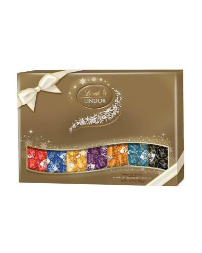 Assorted Chocolate Truffle Deluxe Gift Box