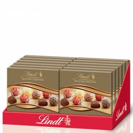 Lindt Small Chocolate Truffles Sampler Box