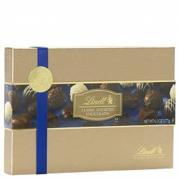 Lindt Gourmet Chocolate Truffles Box