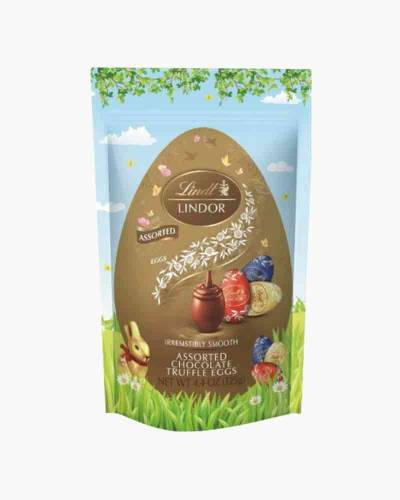 Assorted Chocolate Truffle Eggs