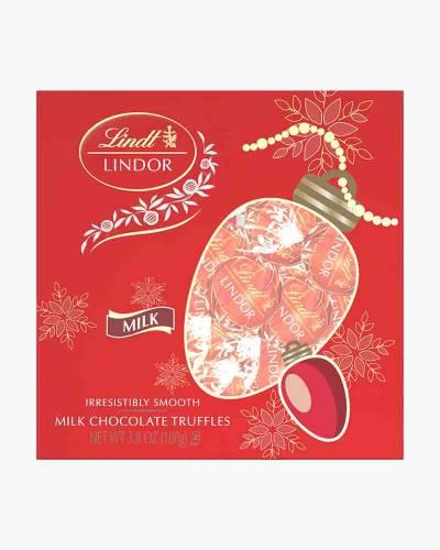 Lindor Milk Chocolate Truffles Icon Box